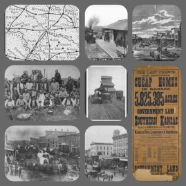 Sumner County, Kansas ~ Late 1800's