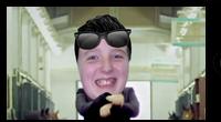 Gangnam Style on JibJab