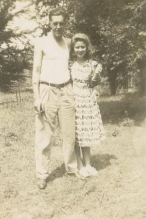 Grandma and Uncle Al