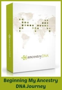 Beginning My Ancestry DNA Journey