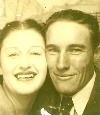Clara Odell Holland and Herbert Woodrow Tanner